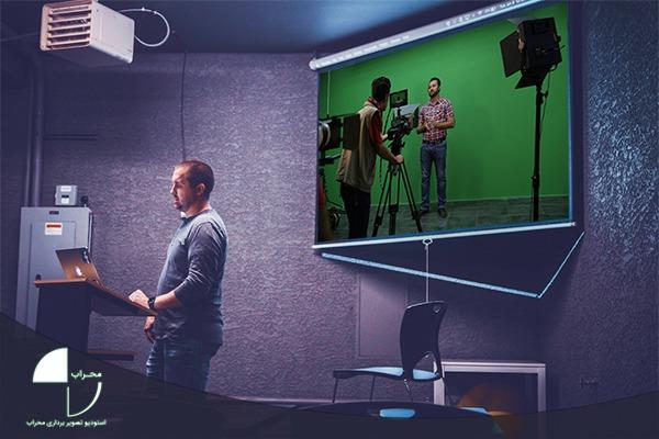 استفاده از فیلم آموزشی