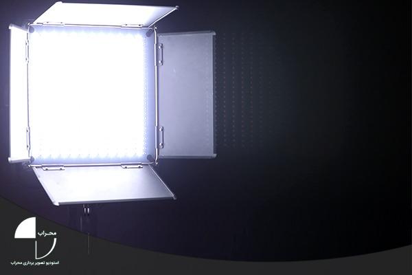 روشنایی در استودیو عکاسی