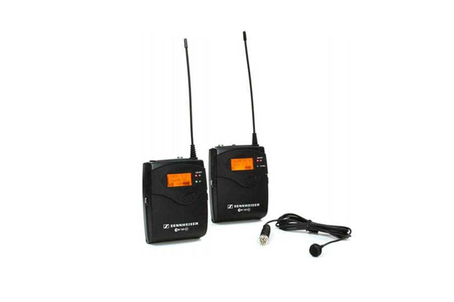 میکرفون HF یقه ای سن هایزر