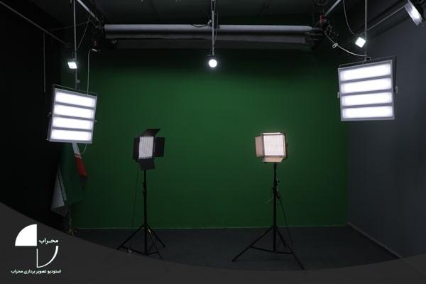 نور استودیو کروماکی